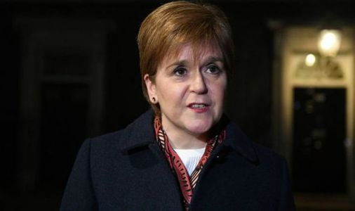Independence opinion poll is blow for Nicola Sturgeon: Scots want to stay in UK
