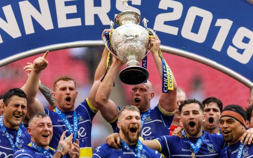 Warrington Wolves produce Challenge Cup final upset to stun St Helens at Wembley