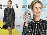 Nicky Hilton has fun with a nearly $6K clutch purse that looks like a cell phone