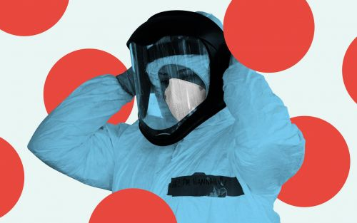 What is viral load and why are so many health workers getting sick?