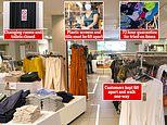 Coronavirus UK: Britain's shoppers face 'new normal' of one-way walking systems