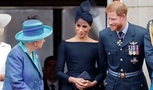 Meghan Markle and Prince Harry to reunite with Queen, William and Kate for one last time
