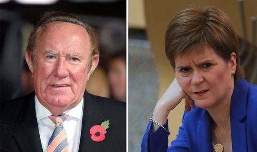 SNP humiliated: How Andrew Neil exposed 'time wasting on independence'
