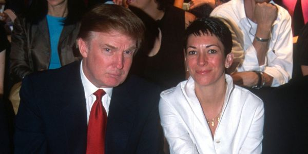 Trump again wishes Jeffrey Epstein's alleged madam Ghislaine Maxwell 'well' as she awaits trial on sex trafficking charges