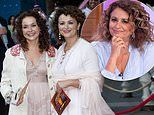 How bitter feud between Loose Women's Nadia Sawalha and sister Julia stems back to their childhood