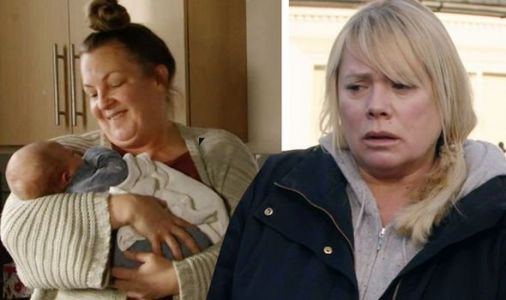 EastEnders fans spot hidden meaning behind Sharon Mitchell's baby name: 'Coincidence?'