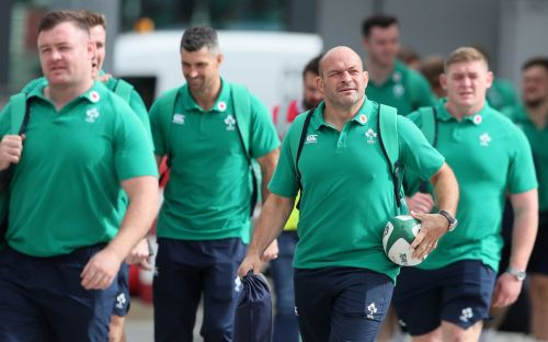 Ireland vs Scotland: Rugby World Cup 2019: What time is kick-off, what TV channel is it on and what is our prediction?