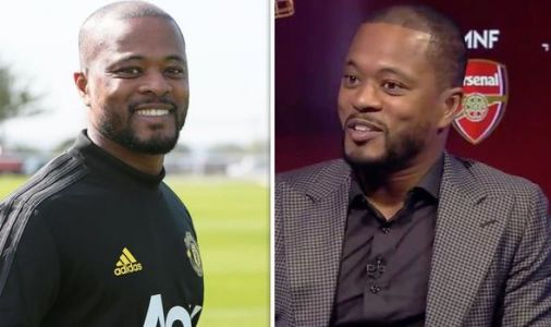 Patrice Evra confirms what he's doing back at Man Utd after holding 'important talks'