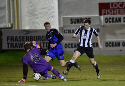 Ruthless Fraserburgh hit Huntly for seven in Highland League rout