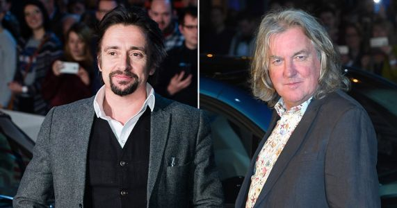 Richard Hammond reveals rows over toast with James May filming The Grand Tour presents Seamen: 'He just screamed!'