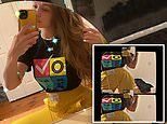 Gigi Hadid shows off her post-baby body in a new post urging followers to get out and vote