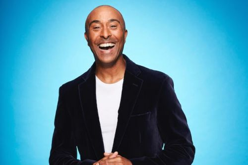 Meet Colin Jackson CBE, Dancing on Ice 2021 contestant and Olympian