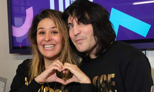 Bake Off's Noel Fielding and girlfriend Lliana Bird make surprise baby announcement - details