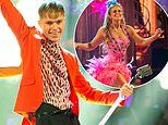 Strictly bosses are 'monitoring flirty contestants Maisie Smith and HRVY'