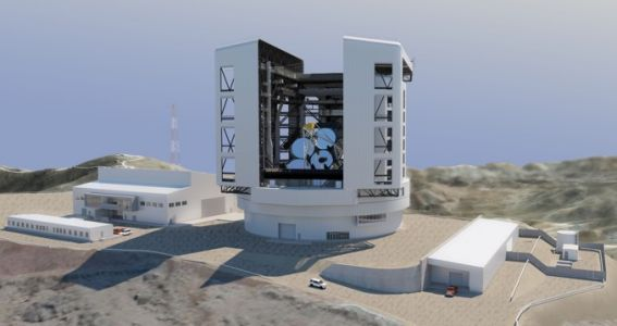 Giant Magellan Telescope wins grant to help develop advanced technologies