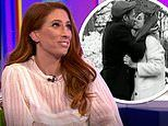 Stacey Solomon describes fiancé Joe Swash's proposal as 'the best day ever'