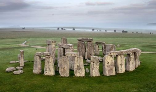Stonehenge SHOCK: Archaeologists reveal huge slabs DID arrive over Salisbury Plain
