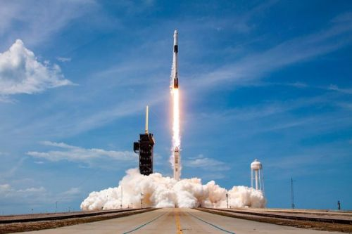 SpaceX will launch 60 satellites into space today - how to watch live from UK