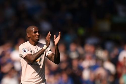 Ashley Young sends message to Man Utd teammates ahead of Man City clash