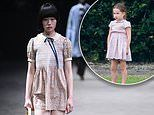 Princess Charlotte's wardrobe bares striking resemblance to Gucci's latest collection