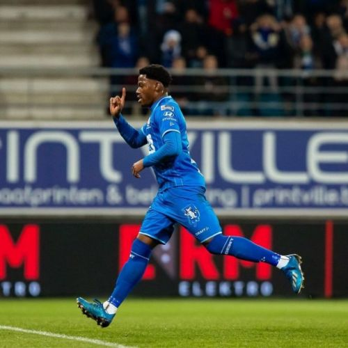 Agent of Man United and Arsenal target provides transfer update on attacker
