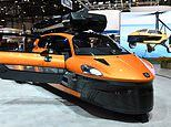 Flying car Netherlands: Three-wheeled flying car wins approval to drive on the roads