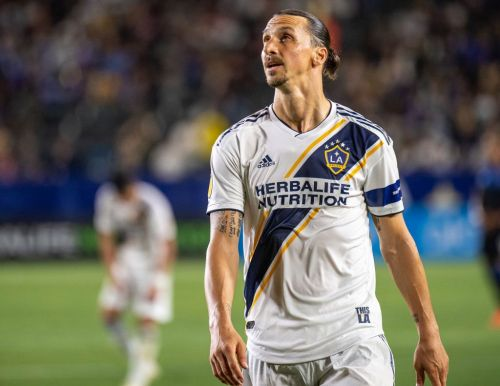 Zlatan Ibrahimovic tells LAFC coach to 'Go home, you little b***h' after LA Galaxy hat-trick