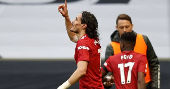 Solskjaer slams 'injustice' that sparked Man Utd into life against Tottenham; gives worrying hint of Cavani future