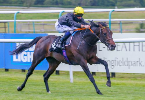 Ed Walker looking forwards with stable star English King and has St Leger and French options with Derby fifth