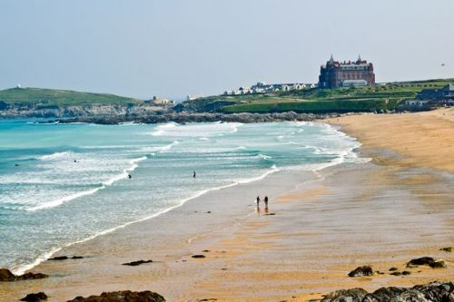 Britain's most beautiful beaches with sandy shores and pretty scenery