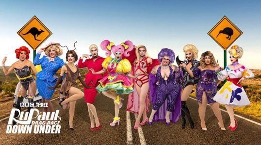 RuPaul's Drag Race Down Under: Start date and how to watch in the UK