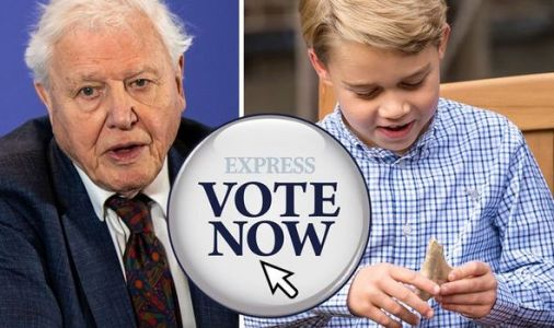 Royal POLL: Should Prince George give back ancient tooth gifted by Attenborough? VOTE