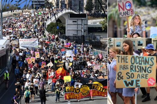 Global climate strike: Millions set to take part in 'largest climate protest in history'