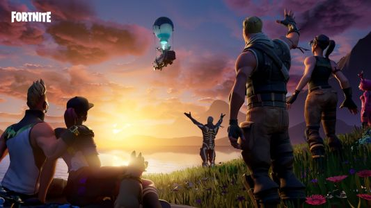 'Fortnite' announces 'The End' as final season 10 event powers down, leaving millions with black holes onscreen