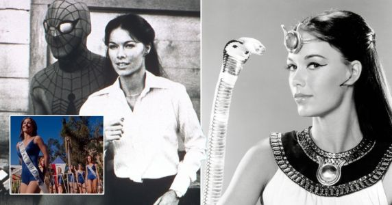 The Secrets of Isis star JoAnna Cameron dies aged 70 following complications from stroke