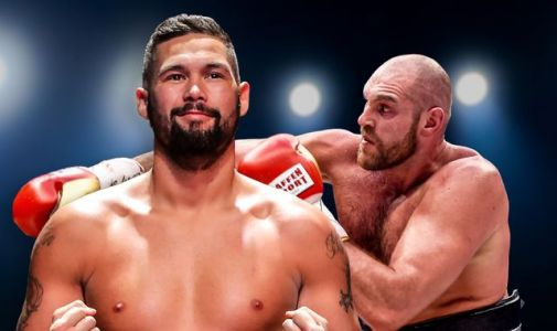 Tony Bellew remembers why he challenged Tyson Fury