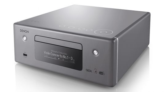 Denon's CEOL N11 DAB is a Swiss Army knife of a music system
