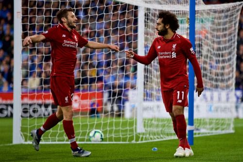 """Mohamed Salah hails Liverpool's """"fight"""" at Huddersfield as Adam Lallana relishes return"""