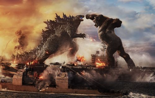 'Godzilla Vs. Kong': first trailer sees cinematic titans square off in epic battle