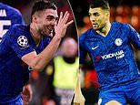 Chelsea midfielder Mateo Kovacic reveals touching family reason for his 'silly gesture' celebration