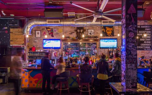 Miami's hottest places for a drink, from gritty dive bars to cool cocktail spots