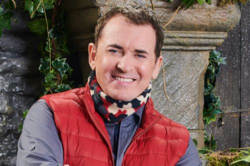 """Watergate"" threatens to upset I'm a Celebrity camp as Shane Richie sparks off"