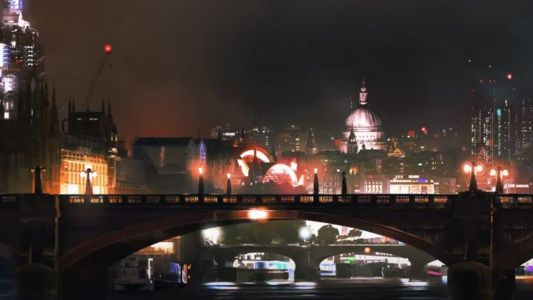 This Watch Dogs: Legion cinematic trailer was directed by a Spider-Man: Into The Spider-Verse animator