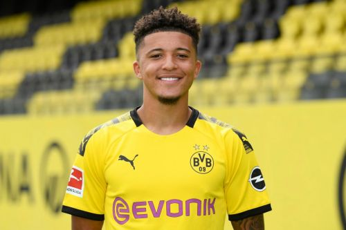 Borussia Dortmund chief reveals meeting with Manchester United over Jadon Sancho transfer