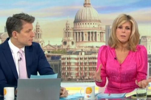 Kate Garraway targeted by sick scammers claiming she's at risk of Covid variant