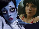 Lily Allen toys with spooky Instagram filters