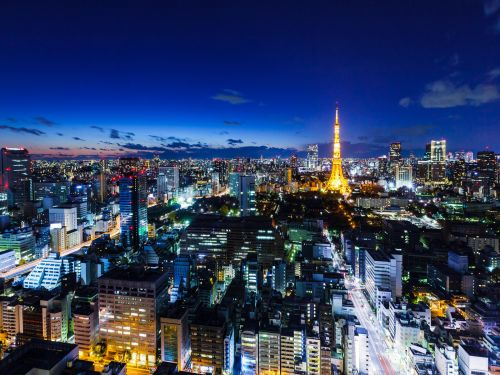 Japan is developing 50 luxury hotels to cash in on the 40 million visitors it expects next year, and it signals that the country's hotel boom is finally hitting its stride