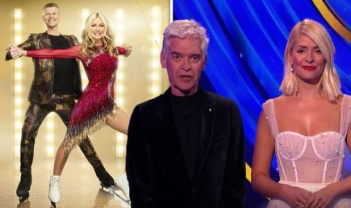 Dancing on Ice delivered shock blow as Caprice and Hamish 'part ways' live on ITV show