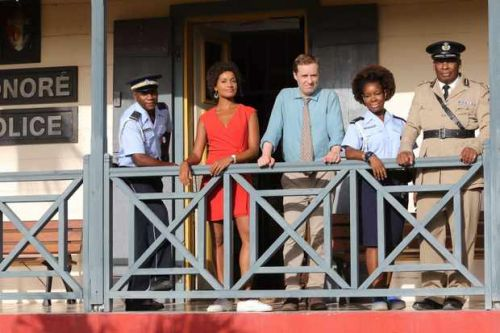 When is Death in Paradise back on TV?