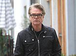 Harry Hamlin recalls his disastrous 'hidden-camera' Indiana Jones audition for Steven Spielberg